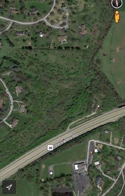 Lexington Residential Lots & Land For Sale: 5075 Versailles Road