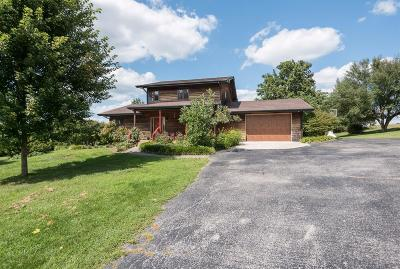 Versailles Single Family Home For Sale: 375 Craigs Creek Road