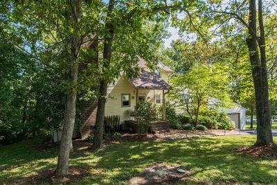 Danville Single Family Home For Sale: 1855 Pope Road