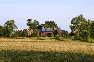 Lexington Single Family Home For Sale: 6105 Sulphur Well Road