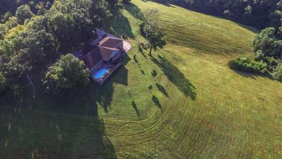 Lawrenceburg Single Family Home For Sale: 1450 Boston-Goodlett Road