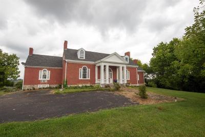 Harrodsburg Single Family Home For Sale: 729 N Greenville Street