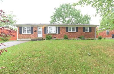 Frankfort Single Family Home For Sale: 127 Valley Brook Drive