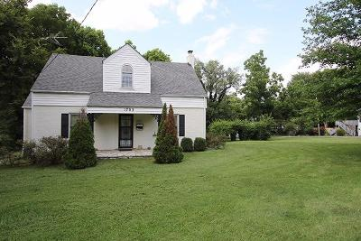Single Family Home For Sale: 1703 Versailles Road