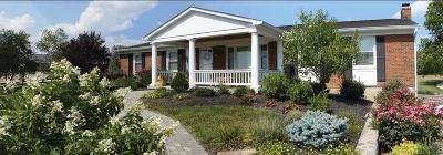 Burlington Single Family Home For Sale: 6278 Rogers Lane
