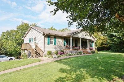 Lancaster Single Family Home For Sale: 836 Old Davistown School Road