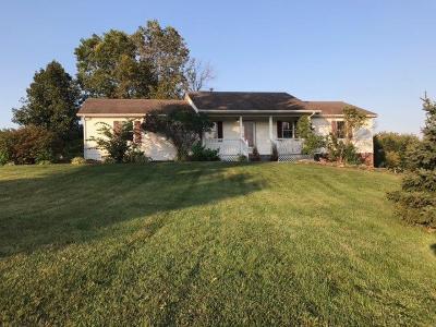 Lawrenceburg Single Family Home For Sale: 1154 Briarwood Way