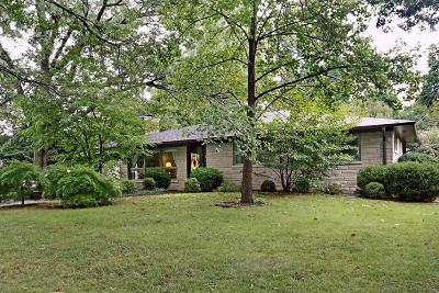 Single Family Home For Sale: 1894 Parkers Mill Road