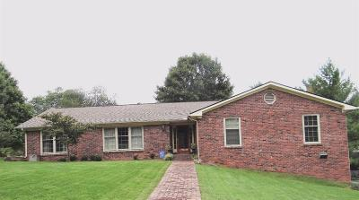Single Family Home For Sale: 1691 Williamsburg Road