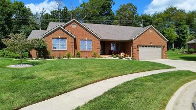 Berea Single Family Home For Sale: 138 Legacy