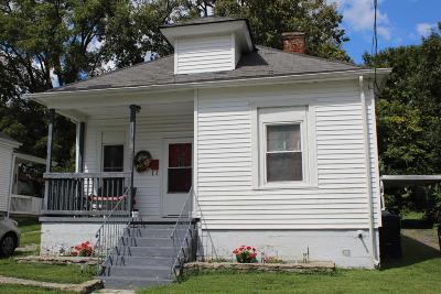 Paris Single Family Home For Sale: 359 Maysville Street
