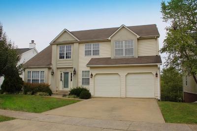 Single Family Home For Sale: 1713 Abbington Hill
