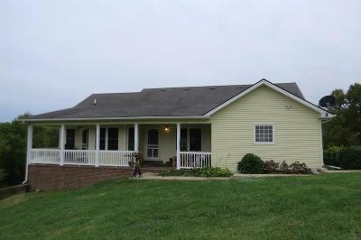 Winchester Single Family Home For Sale: 8000 Mt Sterling Road