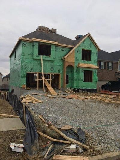 Lexington Single Family Home For Sale: 3491 Jacob Court