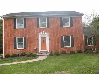 Winchester Single Family Home For Sale: 222 Woodbine Court