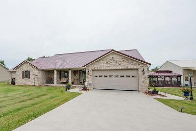 London Single Family Home For Sale: 3461 Barbourville Road
