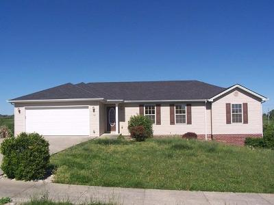 Berea Single Family Home For Sale: 108 Crossing View Drive