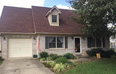 Frankfort Single Family Home For Sale: 217 Corral Ct.