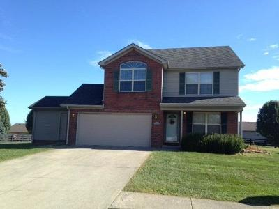 Richmond Single Family Home For Sale: 125 General Cleburne Drive