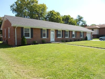 Lexington Single Family Home For Sale: 513 Bryanwood Parkway