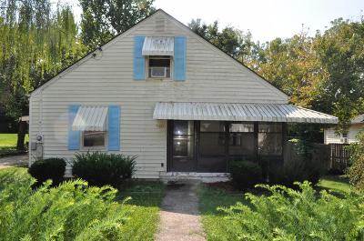 Versailles Single Family Home For Sale: 120 Berry Avenue