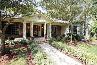 Lexington Single Family Home For Sale: 3840 Wyse Square