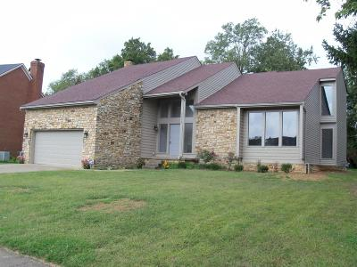 Lexington Single Family Home For Sale: 3312 Lyon Drive