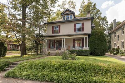Single Family Home For Sale: 624 Sayre Avenue