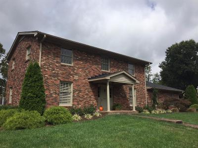 Lexington KY Single Family Home For Sale: $303,000