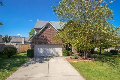 Nicholasville Single Family Home For Sale: 228 Vetch Drive