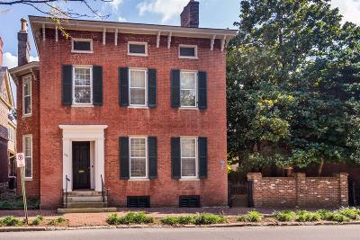 Lexington Single Family Home For Sale: 248 Market Street