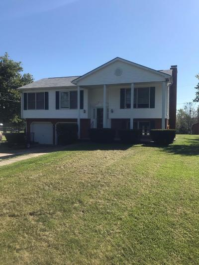 Georgetown KY Single Family Home For Sale: $199,000