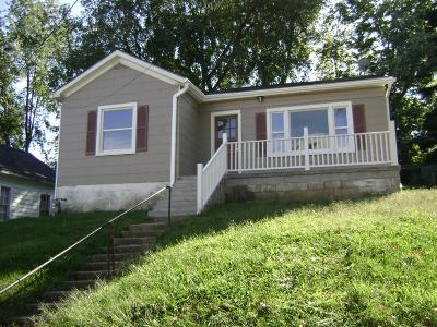 Mt Sterling KY Single Family Home For Sale: $84,900