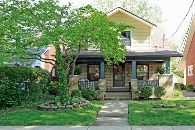 Lexington Single Family Home For Sale: 320 McDowell Road