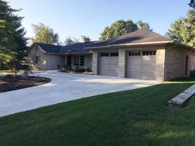 Single Family Home For Sale: 1832 Richmond Road