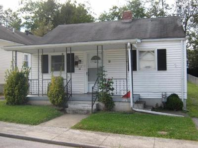 Paris Single Family Home For Sale: 245 Kentucky Avenue