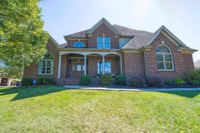 Nicholasville Single Family Home For Sale: 107 Parker Lane