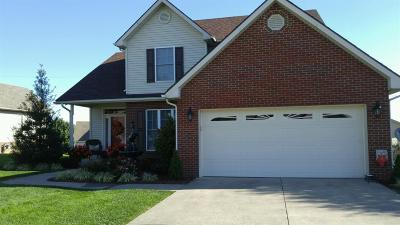 Winchester Single Family Home For Sale: 216 Hibiscus Lane