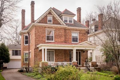 Single Family Home For Sale: 154 Forest Avenue