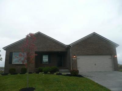 Nicholasville Single Family Home For Sale: 120 Green Sentinel Drive