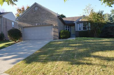 Lexington Single Family Home For Sale: 1197 Crossman Court