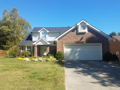 Single Family Home For Sale: 4604 Woodglen