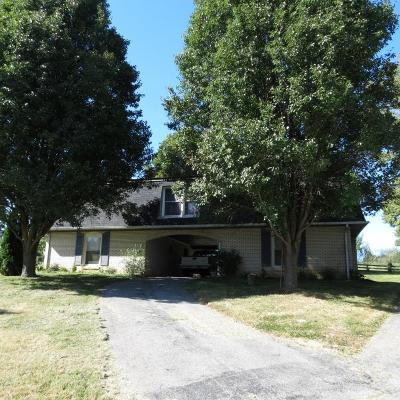 Lancaster Single Family Home For Sale: 496 Old Danville Road