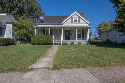 Nicholasville Single Family Home For Sale: 213 Richmond Ave