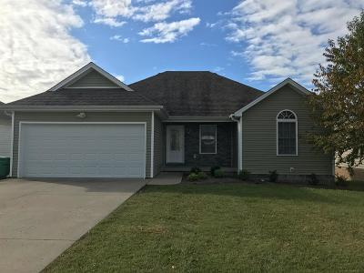 Harrodsburg Single Family Home For Sale: 116 Grace Court