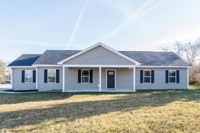Berea Single Family Home For Sale: 105 E Haiti Road