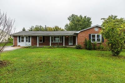 Single Family Home For Sale: 3385 Carriage Lane