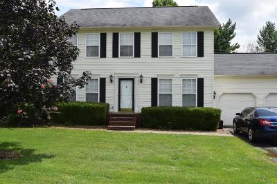 London Single Family Home For Sale: 210 Huckleberry Drive