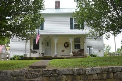 Harrodsburg Single Family Home For Sale: 150 Ole Mill Road