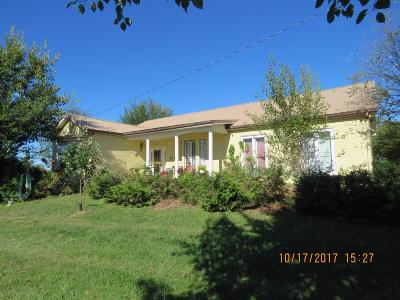 Garrard County Single Family Home For Sale: 3131 Cartersville Road